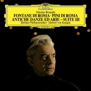 Respighi: The Fountains Of Rome, P. 106; The Pines Of Rome, P. 141; Ancient Airs And Dances - Suite III, P. 172 / Quintettino Op.30 No.6, G.324 / Albinoni: Adagio In G Minor