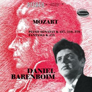 Mozart: Fantasia In C Minor, K.475; Piano Sonata No.14 In C Minor, K.457; Piano Sonata No.8 In A Minor, K.310; Piano Sonata No.16 In B Flat, K.570