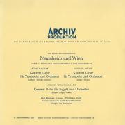 Mozart, L. / Haydn, M. / Bach, J.C. / Telemann: Trumpet Concertos