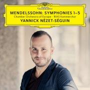 Mendelssohn: Symphonies 1-5 (Live)
