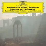 """Mendelssohn: Symphonies No.4 """"Italian"""" & No.5 """"Reformation"""" (Live)"""
