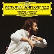 Prokofiev: Symphony No.3, Op.44 / The Love For Three Oranges, Symphonic Suite, Op.33 Bis