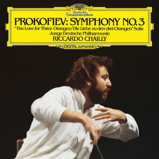 Prokofiev: Symphony No.3, Op.44 / The Love For Three Oranges, Symphonic Suite, Op.33 Bis
