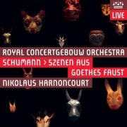 Schumann: Scenes from Goethe's Faust (Live)