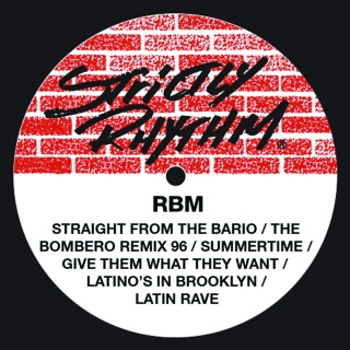 Straight from the Bario EP