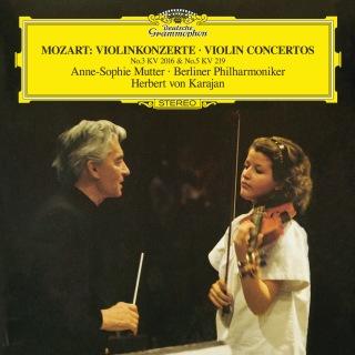 Mozart: Violin Concerto No.3 In G, K.216; Violin Concerto No.5 In A, K.219