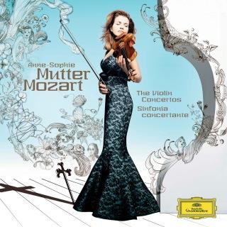 Mozart, W.A.: Violin Concertos No.1 - 5; Sinfonia Concertante