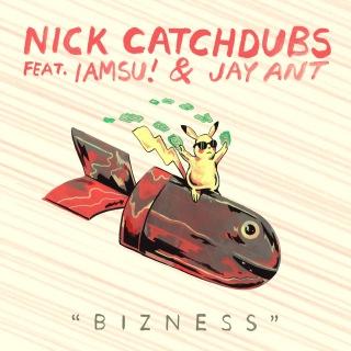Bizness feat. IAMSU!, Jay Ant