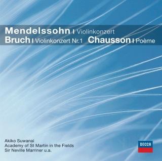 Mendelssohn, Bruch: Violinkonzerte (CC)