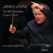 James Levine - Live At Carnegie Hall (Live At Carnegie Hall/2013)