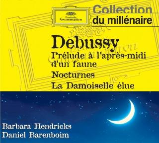 Debussy: Prélude à l'après-midi d'un faune, Nocturnes, La damoiselle élue...