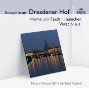 Konzerte am Dresdener Hof