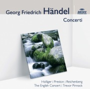 Händel: Concerti per solisti
