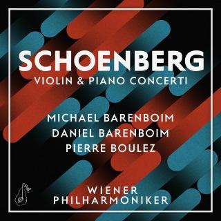 Schoenberg: Violin & Piano Concerti