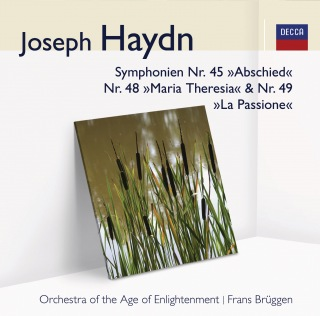 Haydn Symphonien Nr. 45, Nr. 48 & Nr. 49 (Audior)