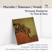 Marcello, Telemann, Vivaldi