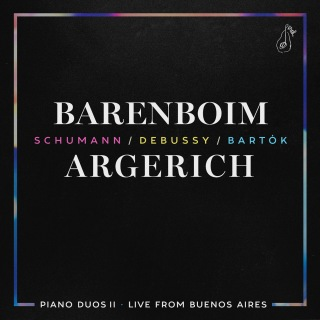 Piano Duos II - Schumann, Debussy, Bartók (Live)