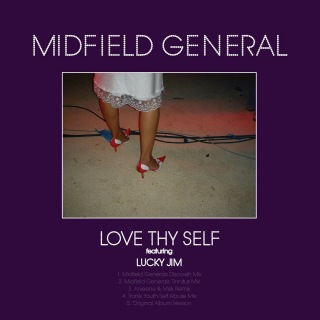 Love Thy Self (feat. Lucky Jim)