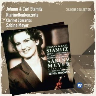 Johann & Carl Stamitz: Klarinettenkonzerte Vol. 1