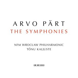 Arvo Pärt: Symphony No. 3, I