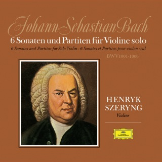 J.S.Bach: Sonatas And Partitas For Violin Solo BWV 1001-1006