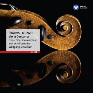 Brahms/Mozart: Violin Concertos