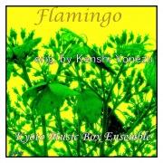 Flamingo - music box