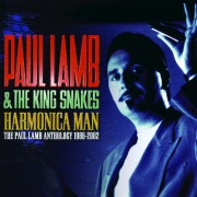 Harmonica Man - The Paul Lamb Anthology 1986-2002