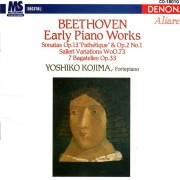 Beethoven: Early Piano Works