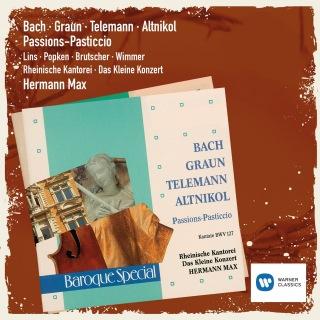 Passions-Pasticcio (Bach, Graun, Telemann, Altnikol)
