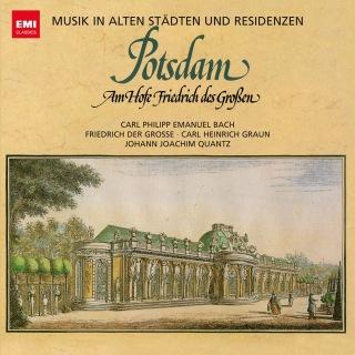 Musik in alten Städten & Residenzen: Potsdam