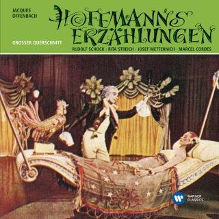 Offenbach: Hoffmanns Erzählungen [Electrola Querschnitte] (Electrola Querschnitte)
