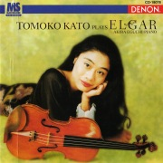 Tomoko Kato: Plays Elgar