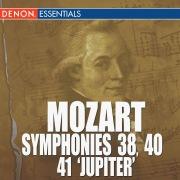 Mozart Symphonies 38, 40 & 41