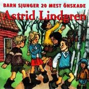 Barn sjunger 20 mest önskade Astrid Lindgren