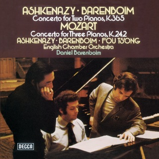 Mozart: Piano Concertos Nos. 7 & 10