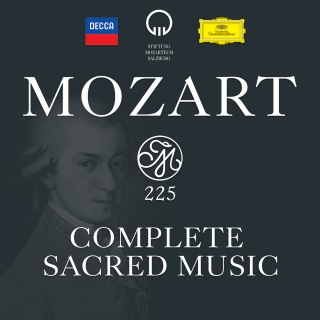 Mozart 225 - Complete Sacred Music
