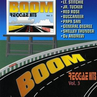 Boom Reggae Hits Vol. 3