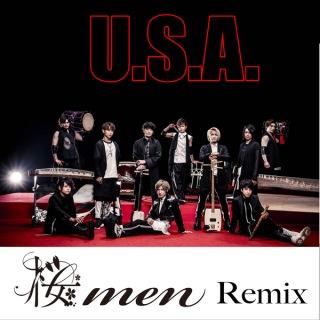 U.S.A.(桜men Remix)