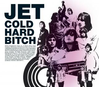 Cold Hard Bitch (International Internet Single)