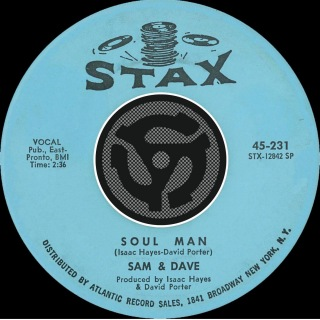 Soul Man / May I Baby [Digital 45]