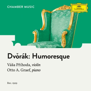 Dvořák: Humoresque, Op. 101 No. 7