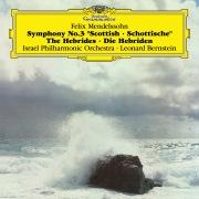 Mendelssohn: Symphony No.3, Hebrides Overture (Live)
