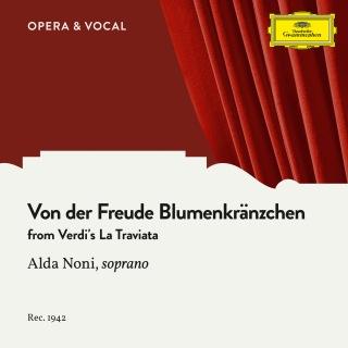 Verdi: Von der Freude Blumenkränzchen