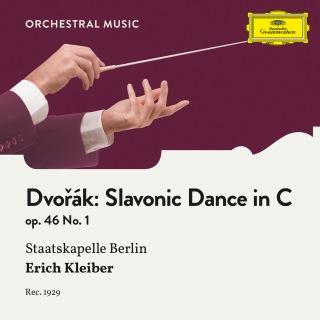 Dvořák: Slavonic Dance in C Major, Op. 46 No. 1