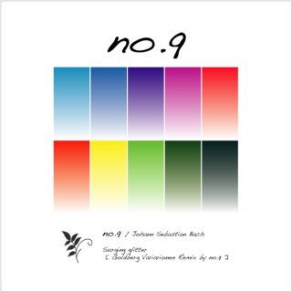 Surging glitter [ Goldberg Variarionen Remix by no.9 ]