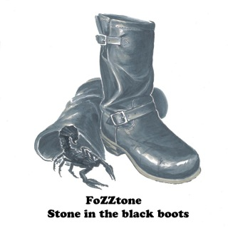 Stone in the black boots(live ver.)