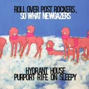 roll over post rockers , so what newgazers(24bit/48kHz)