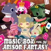 MUSIC BOX ANISON FANTASY VOL.35