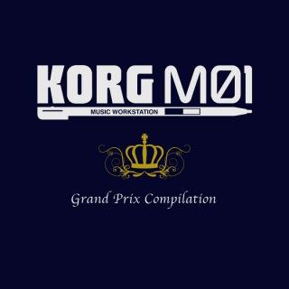 KORG M01 Grand Prix Compilation